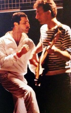 Freddie and John - Back Chat