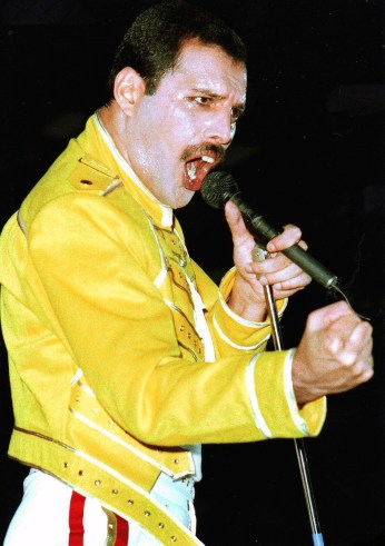 Freddie 1986 - Magic Tour