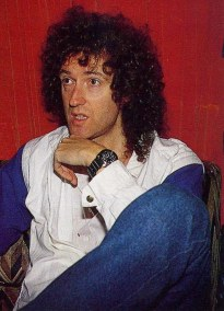 Brian in Mountain Studio - 1988