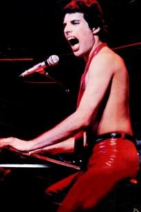 Freddie at Crazy Tour 1979