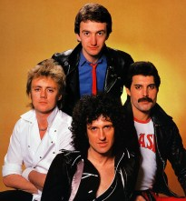 Queen in Japan 1981 - photo session