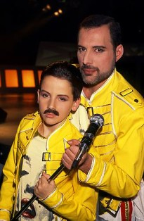 Freddie and little Freddie - The Miracle