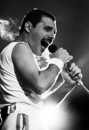 Freddie Mercury - Live In Stockholm 10th June 1986