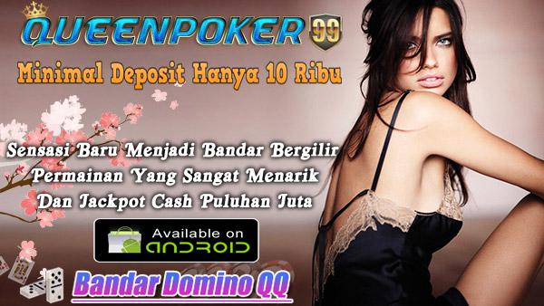 Bermain Domino di Bandar Domino 99 Online