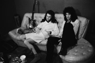 Queen Live at the Rainbow 1974 Backstage (2)