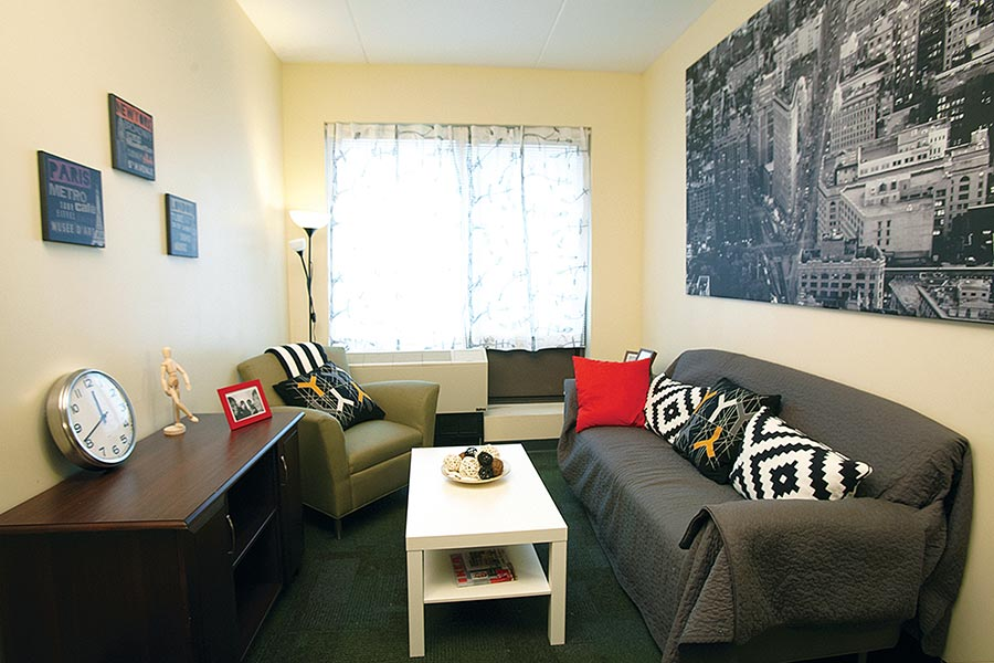Amenities Summit Apartments At Queens College