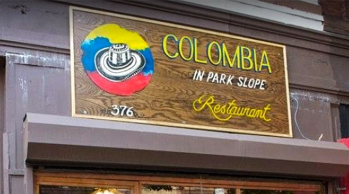Colombia in Park Slope