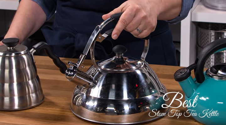 The Best Stove Top Tea Kettle