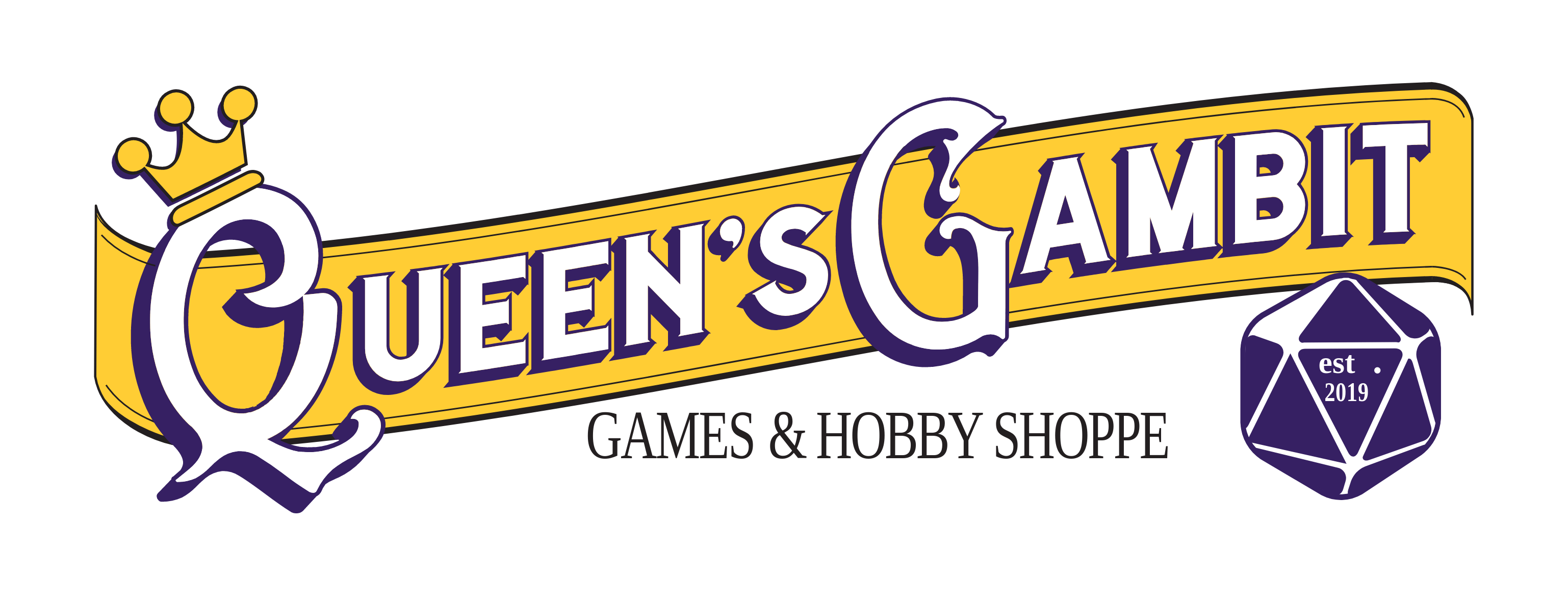 Queen's Gambit • Games and Hobbies