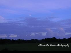 Sky and Moon