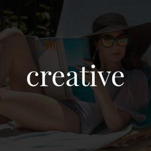 Creative Blog Category
