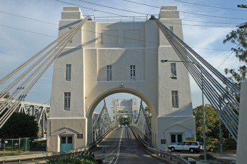 Walter Taylor Bridge 2007