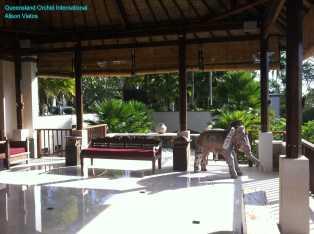 Resort Nestled on a Hillside in the Jungle (2)