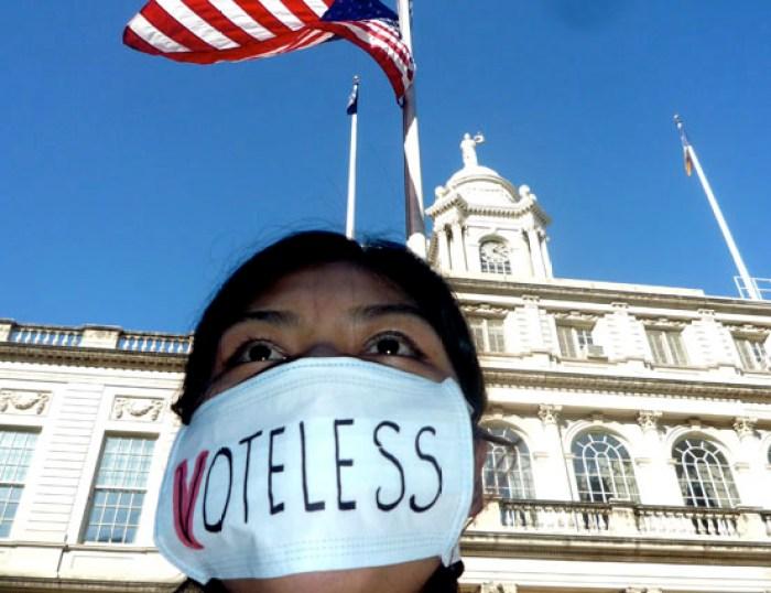 No se deje intimidar y vote: Brennan Center for Justice