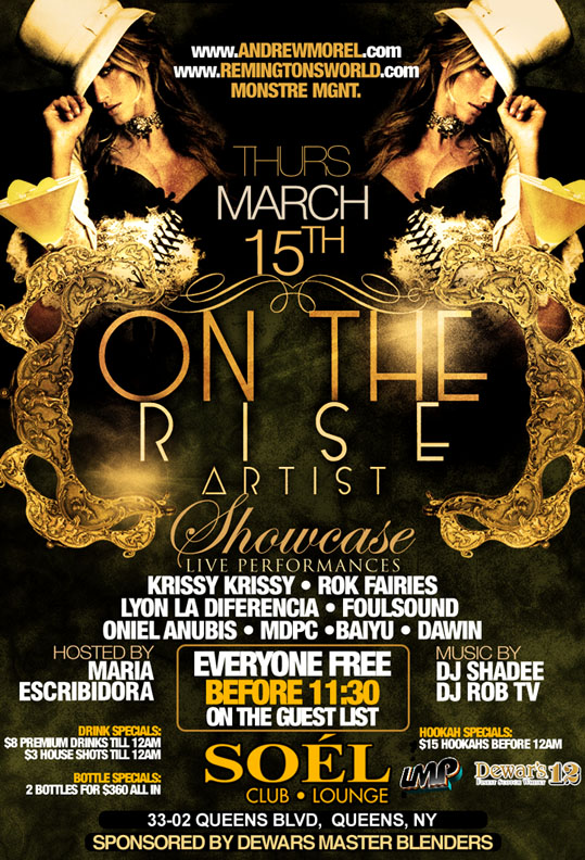 Soel Club Of Queens With Rising Icons Series This Thursday 15 Queens Latino