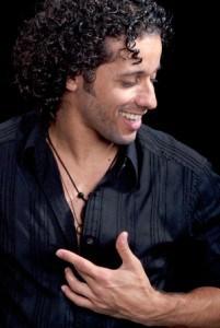 El actor y promotor Luis Salgado.