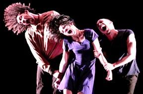 From Cuba the Malpaso Dance Company.