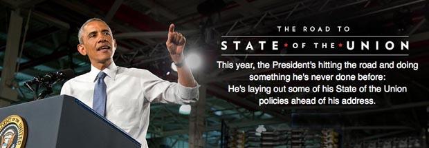 El presidente Obama promueve sus logros históricos ante la ira de los republicanos. Foto Casa Blanca