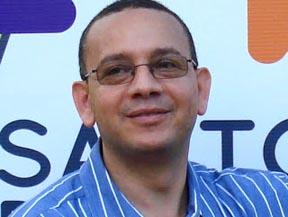 José Acosta, escritor dominicano ganador del premio Casa de las Américas 2015.