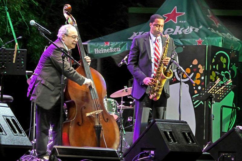 El festival de jazz estuvo colmado de estrellas. Fotos John Caballero