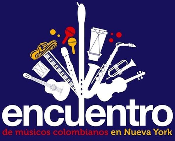 Encuentro musicos colombianos NY