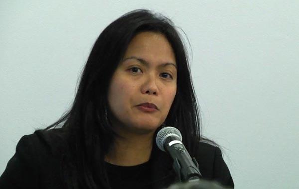 Carmelyn P. Malalis, Comisionada de Derechos Humanos de la ciudad de Nueva York.