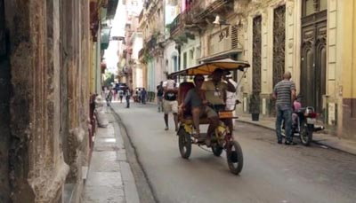 La vieja Habana en donde se halla el
