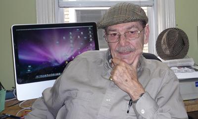 Carlos Vélez en el 2010. Foto Javier Castaño