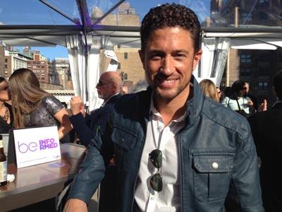 MIguel Serrano, presentador de beIN SPORTS.