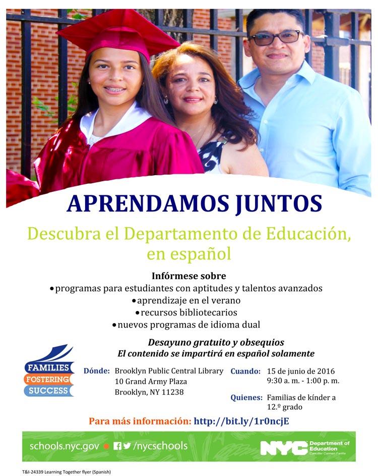 DOT padres en espanol