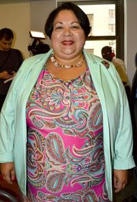 Rossana Rosado, Secretaria de Estado de NY.