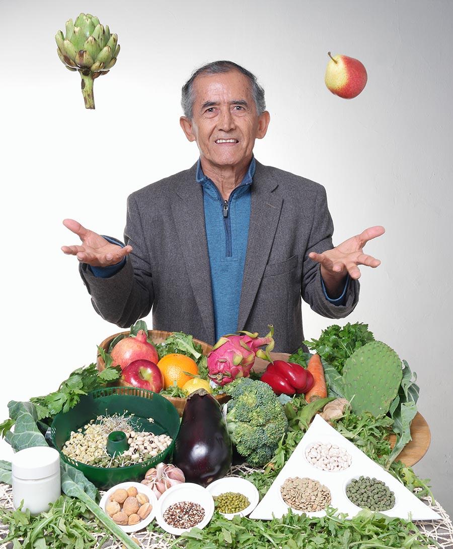 La riqueza de los granos, vegetales, frutas y yogours lo hará más saludable y podrá ahorrar dinero. Foto John Caballero