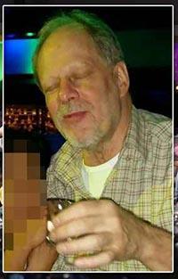 Stephen Paddock fue el que disparó desde el hotel.