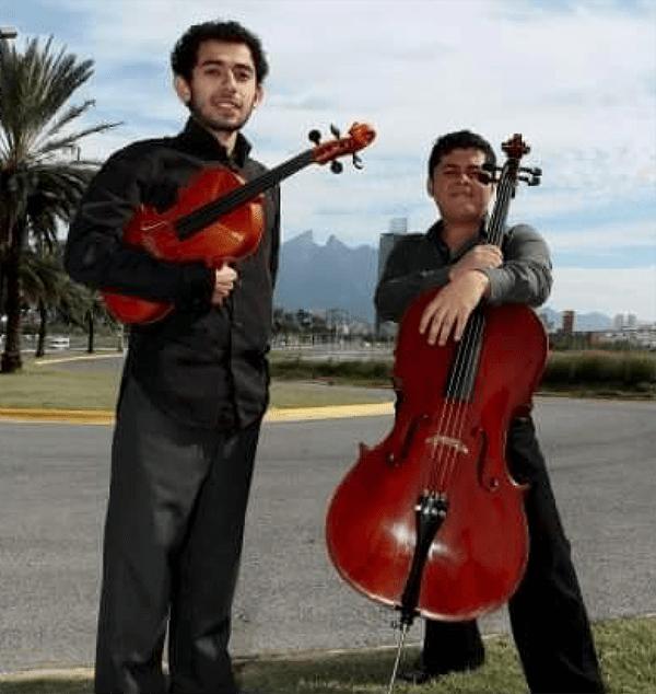 Soloist in America.