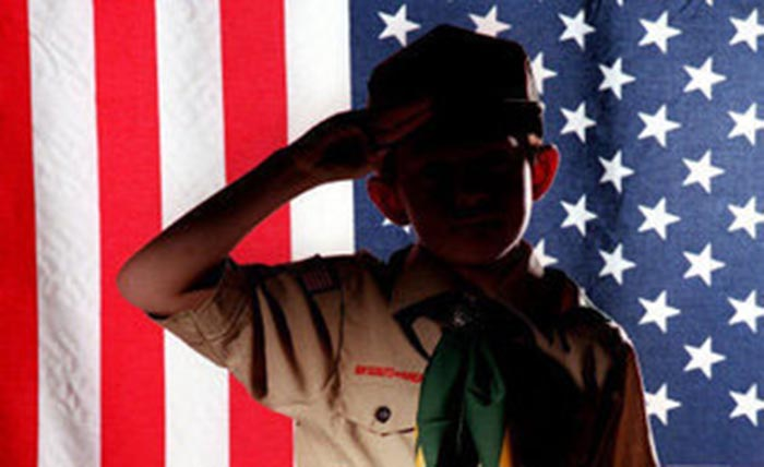 Abuso sexual a Boy Scouts