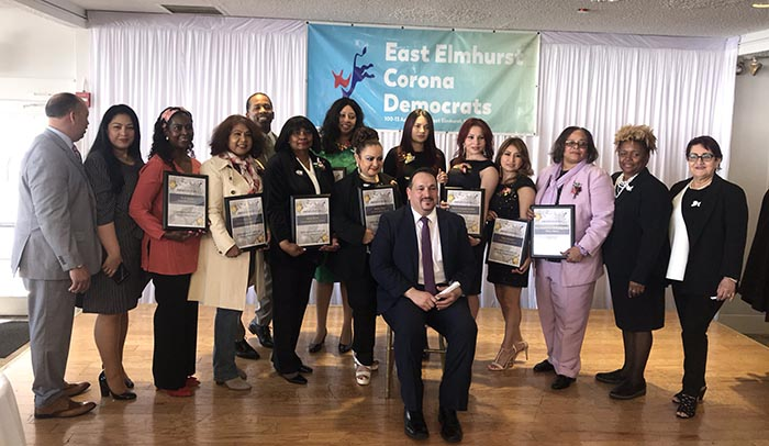 Honor a mujeres destacadas en Queens