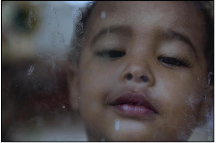 Fotos de niñez en Consulado de Colombia en Nueva York
