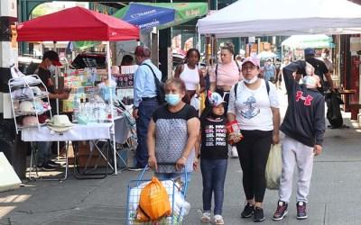 Sólo 50% de familias en Queens han llenado el censo