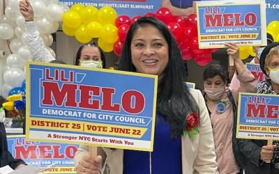 Liliana Melo al Concejo de NY por Jackson Heights y Elmhurst
