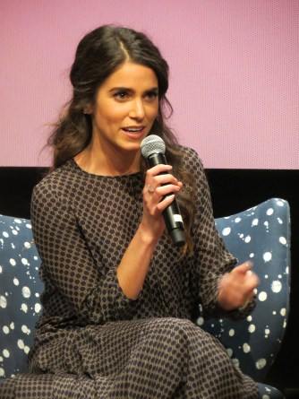 Nikki Reed a.k.a. Betsy Ross, and the art of letting go of preparation