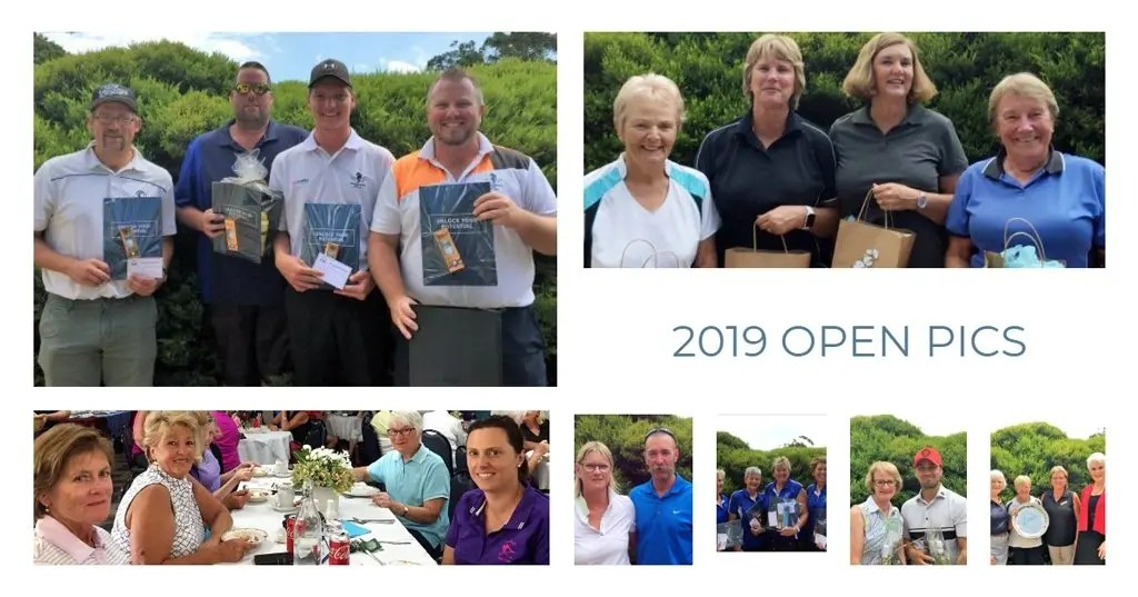 Images from the 2019 Open
