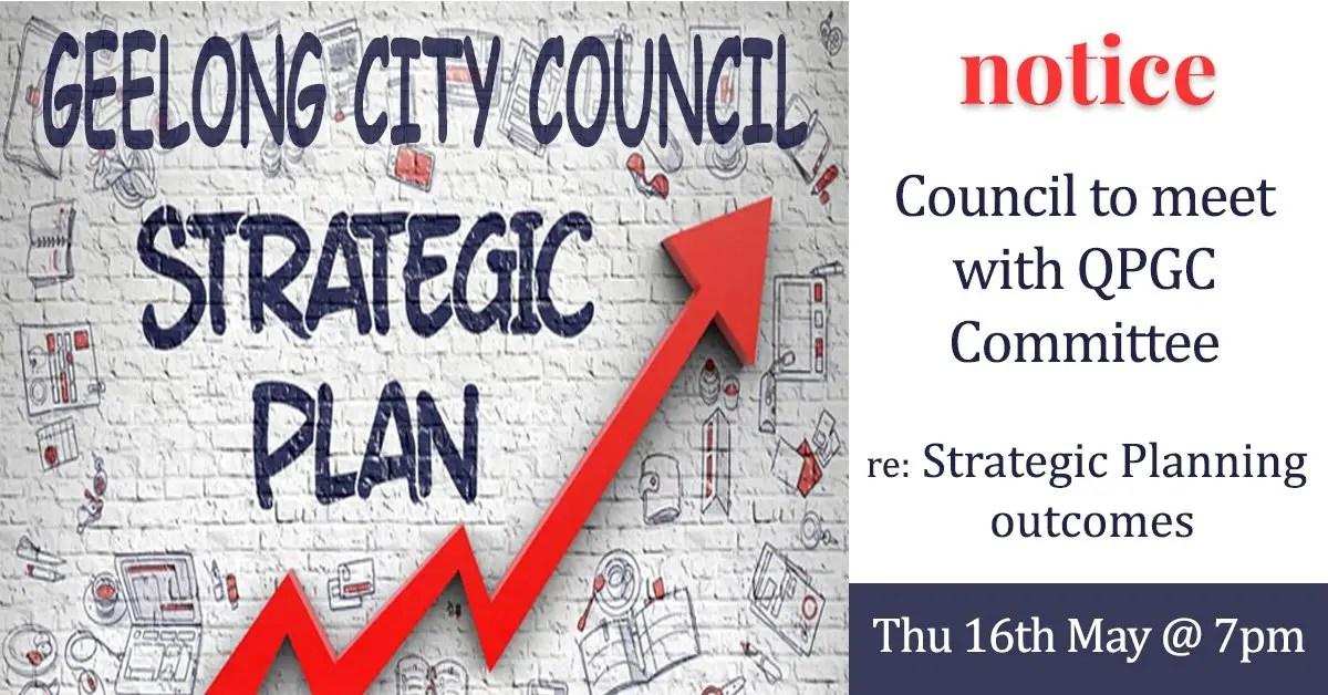Geelong City Council Meeting