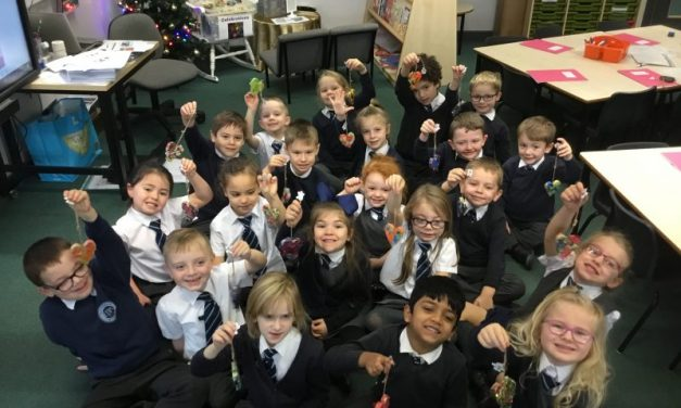 Y1 get decorative…