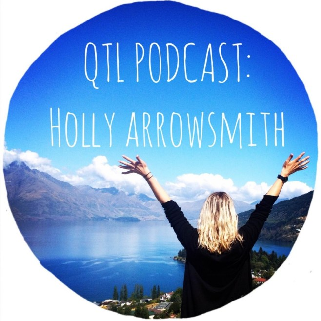 Queenstown Life podcast Holly Arrowsmith