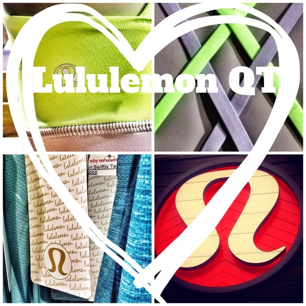 Lululemon Opening Part 2