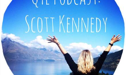 Podcast #2 Scott Kennedy