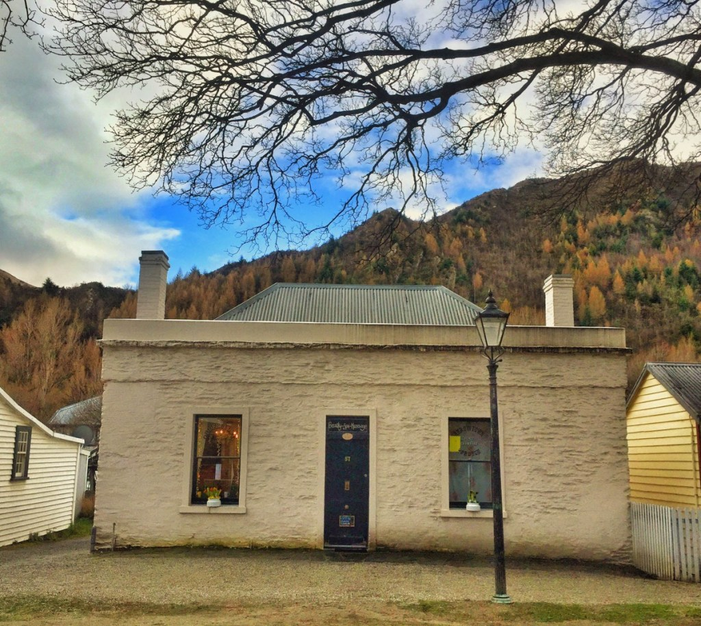 Oddfellows Beauty Lodge Arrowtown