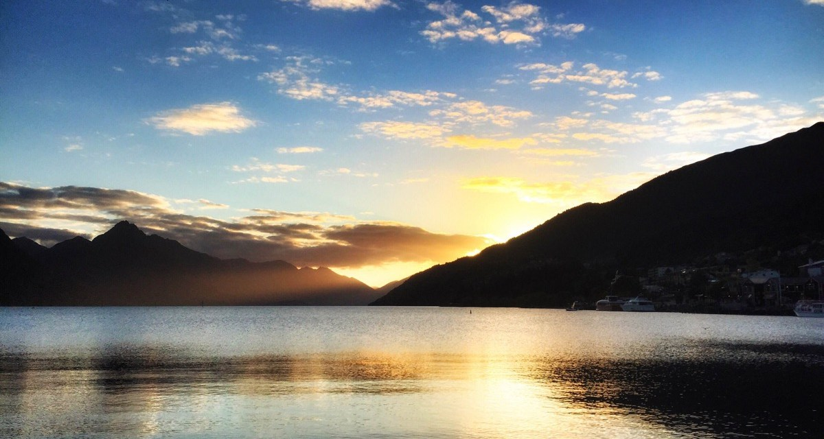 Summer Staycation in Queenstown