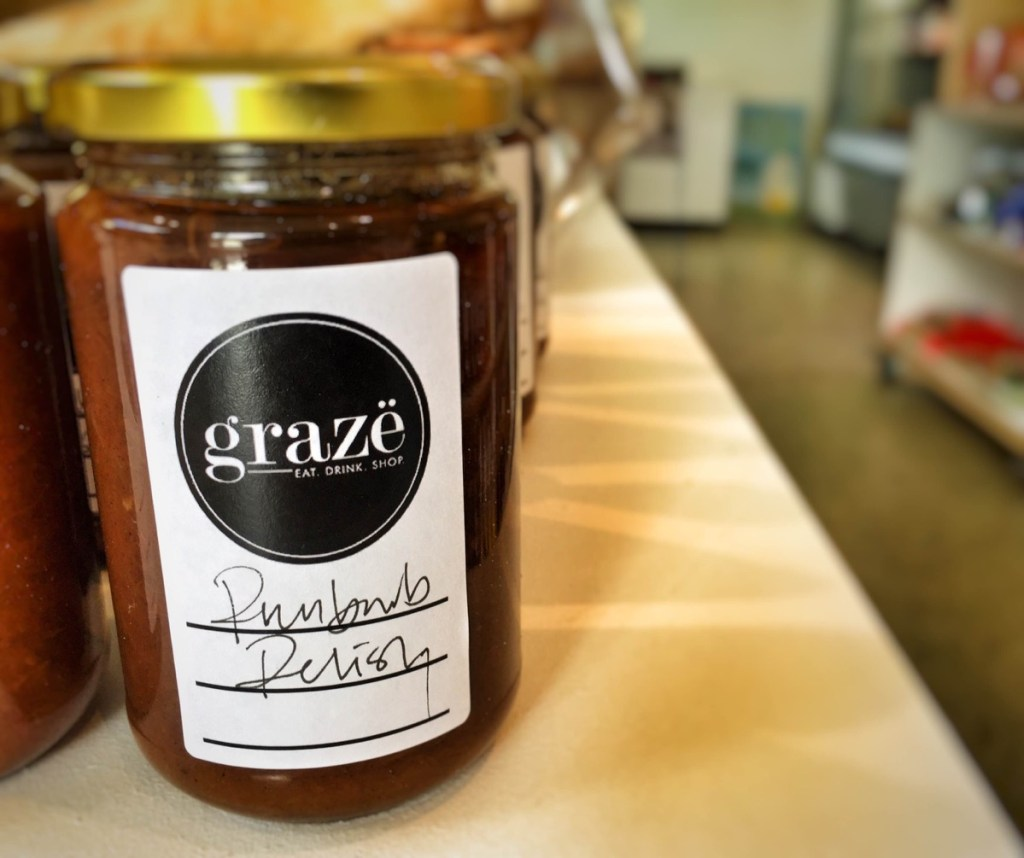 Graze restaurant and shop Queenstown