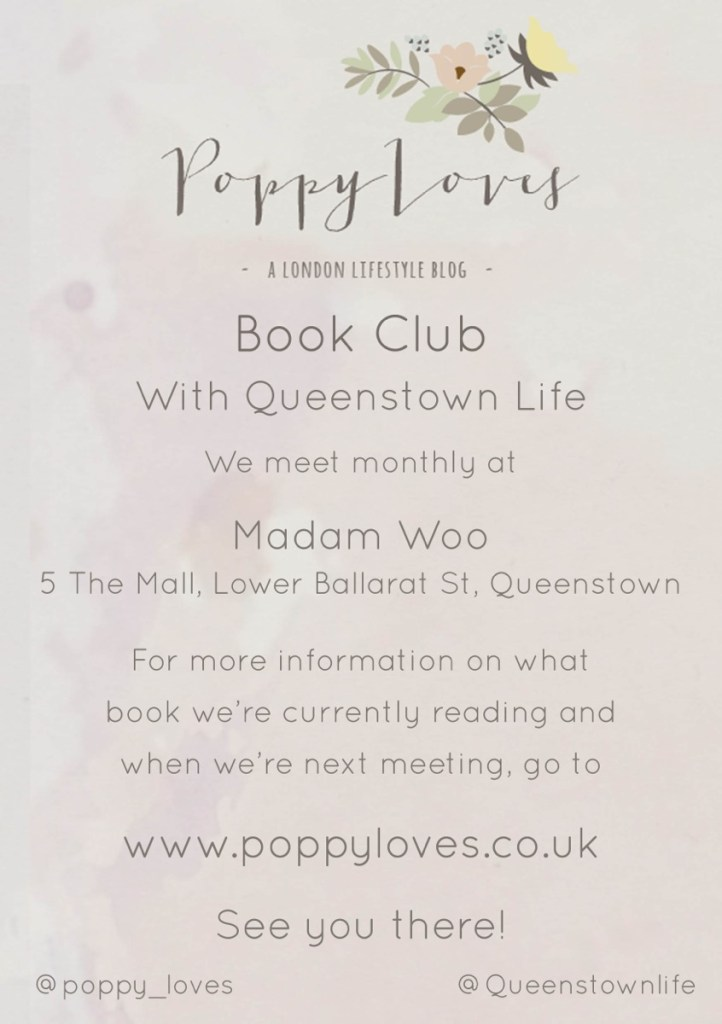 poppy loves bookclub